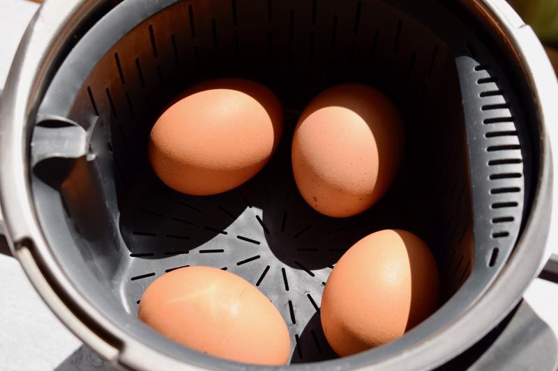 Eier Garkörbchen