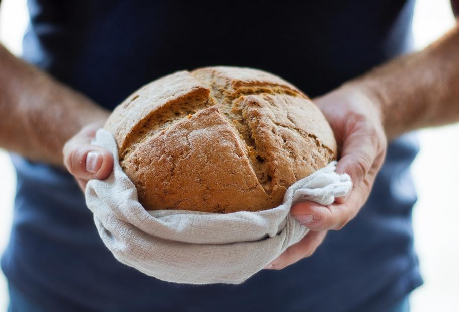 Wie in Irland: Aromatisches Soda Bread
