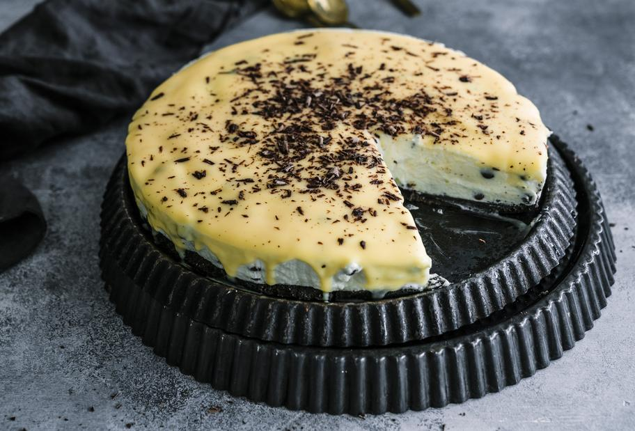 Cremig-Kühle Eierlikör-Torte