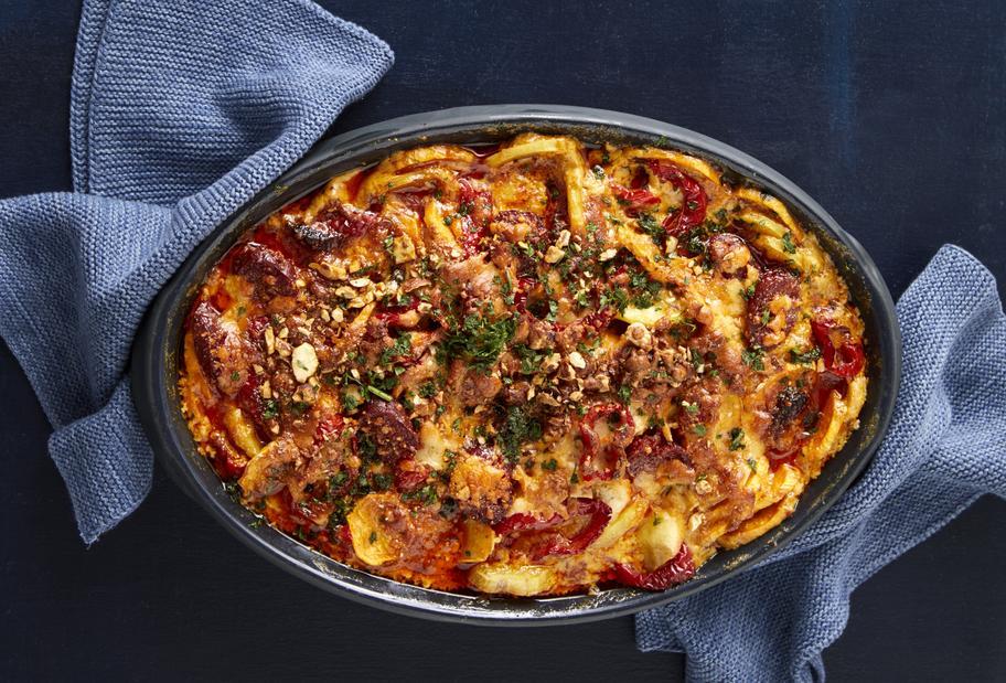 So schmeckt Urlaub: Spanischer Kartoffelauflauf