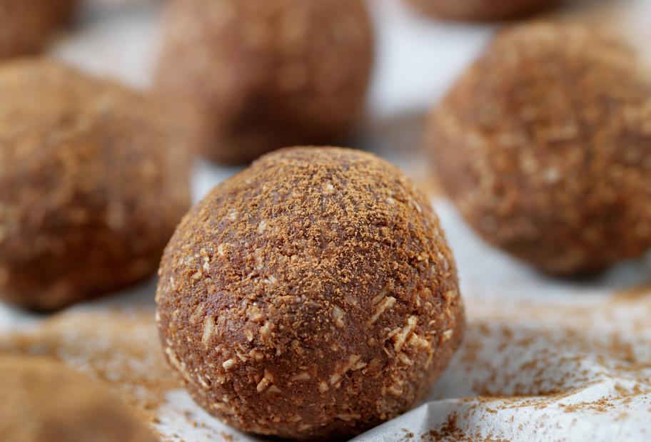 Powersnack für zwischendurch: Vegane Energy-Balls