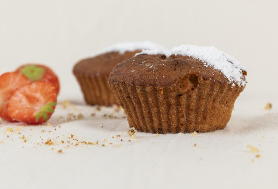 Mascarpone-Erdbeer-Muffins