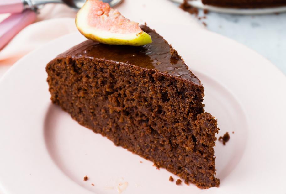 Luftiger Schokoladenkuchen
