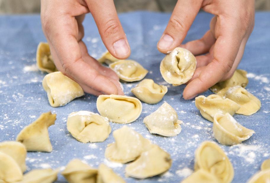 Grundrezept für Tortellini