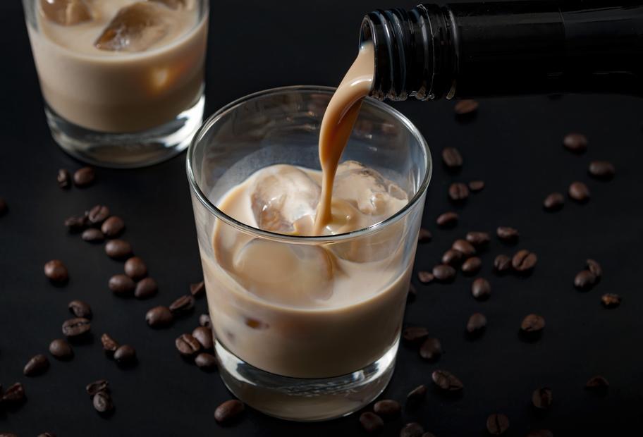 Kaffee-Sahne-Likör
