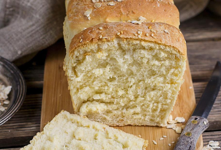 Weißbrot mit Buttermilch
