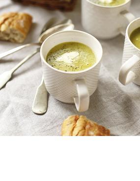 Brokkoli-Kartoffel-Cremesuppe