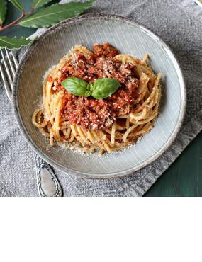 Italienische Bolognese - das Originalrezept