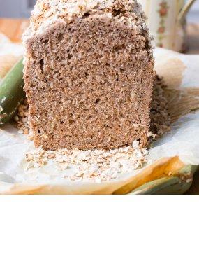 Dinkel-Hafer-Brot