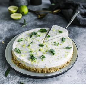 Leichte Hugo-Torte
