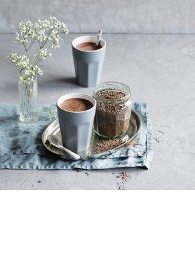Selbstgemixt und so gut: Trinkschokoladen-Pulver