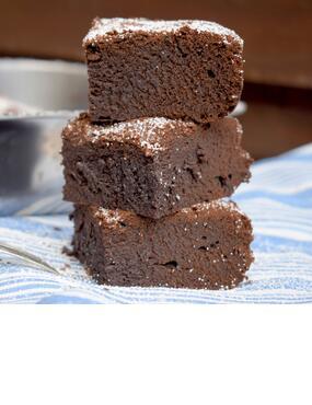 Die schokoladigsten Brownies der Welt