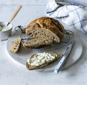 Roggen-Dinkel-Brot