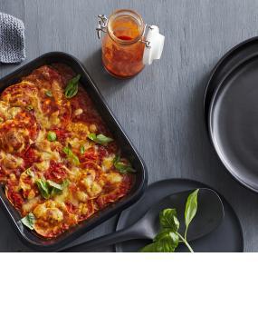 Tomatensoße für Tortellini-Auflauf