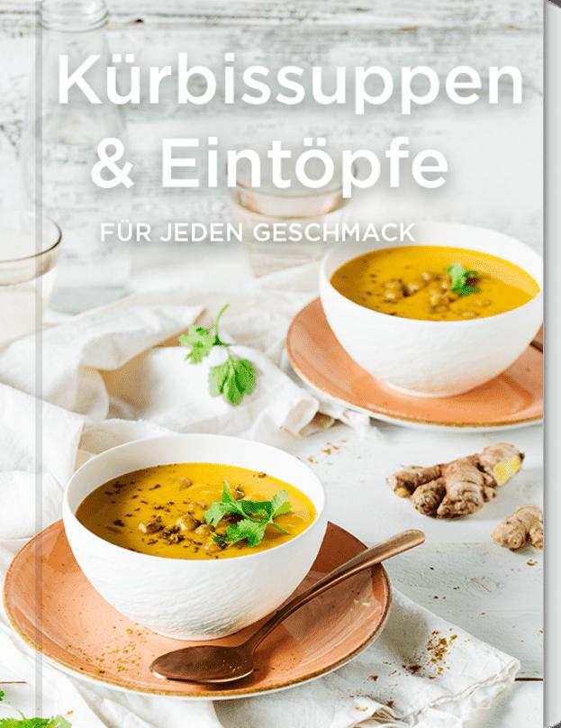 Kürbissuppe für jeden Geschmack