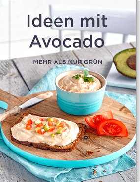 Ideen mit Avocado