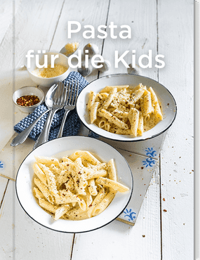 Pasta für die Kids