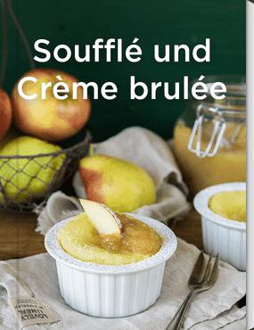 Soufflé und Crème brulée