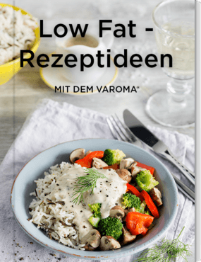 Low Fat - Rezeptideen